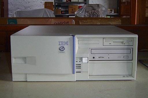 IBM PC 365 (6589-100)