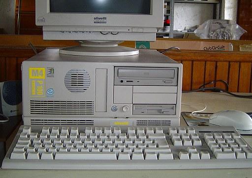 Olivetti M4 P100